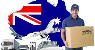 Chuyển phát nhanh đi Úc
