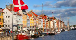 Vận chuyển hàng đi Đan Mạch