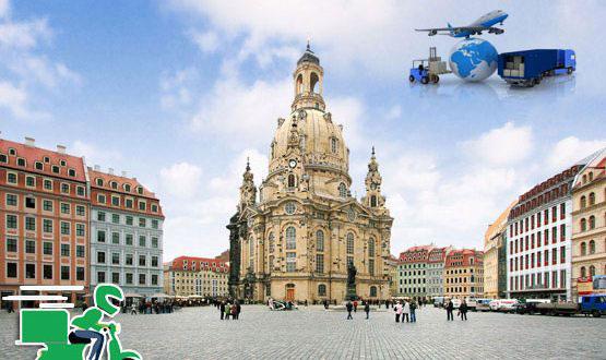 Vận chuyển hàng đi Đức