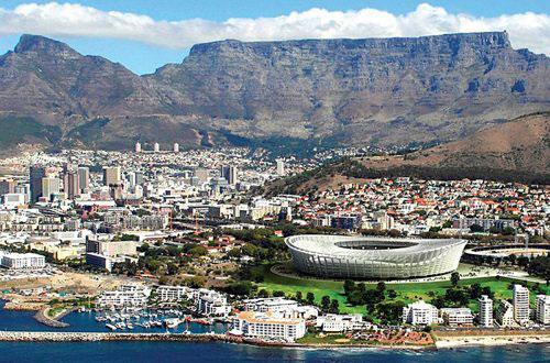 Vận chuyển hàng đi Nam Phi