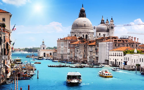 Vận chuyển hàng đi Ý