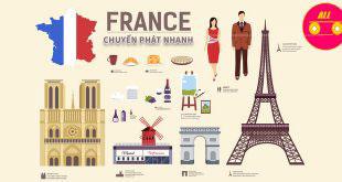Chuyển phát nhanh đi Pháp