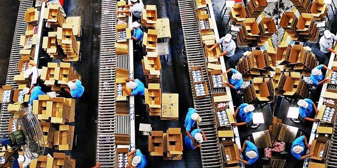 Dịch vụ đóng gói bao vì sản phẩm