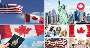 Gửi hàng thực phẩm đi Mỹ, Canada